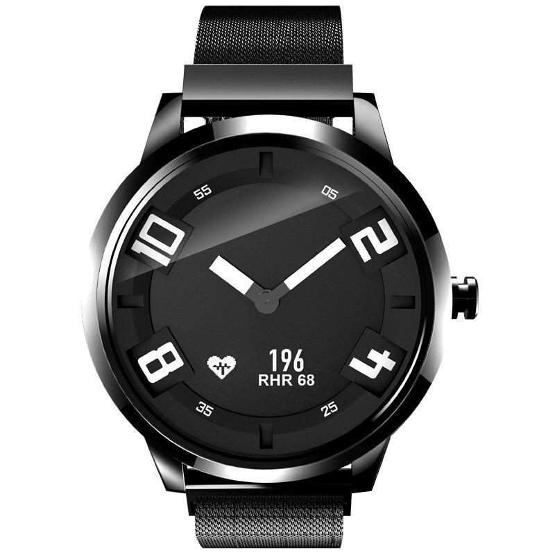 Lenovo Watch X Montre Connectée Bluetooth Imperméable Prend en Charge iOS et Android