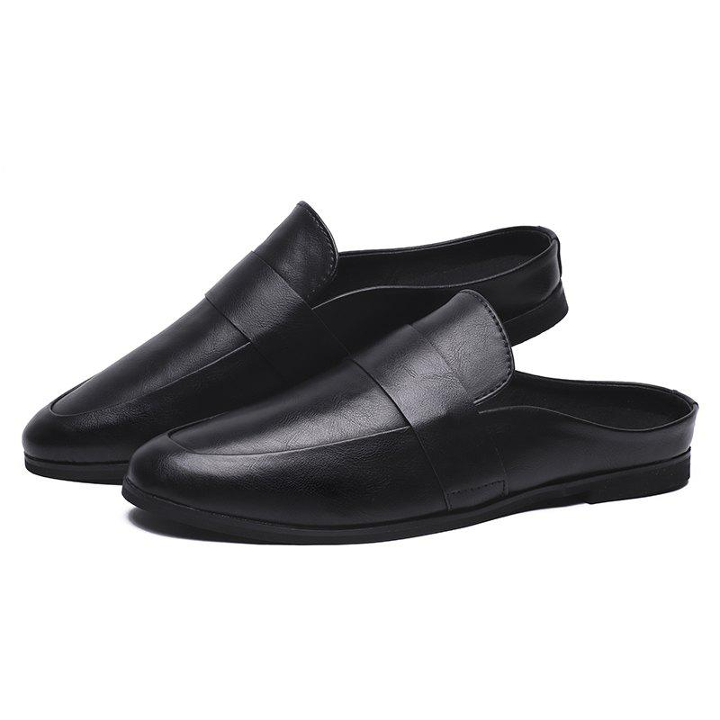 Latest Men Stylish Casual Microfiber Leather Shoes