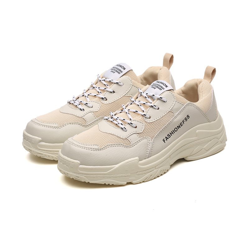 New Round Toe Breathable Casual Shoes for Men