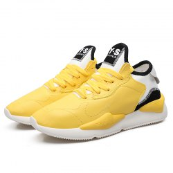 Men Round Toe Breathable Outdoor Casual Shoes -