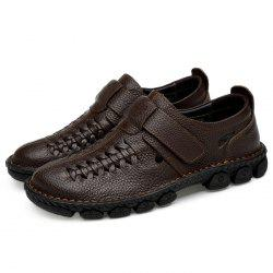 Anti-slip Breathable Office Leather Casual Shoes for Men -