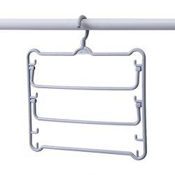 Multi-layer Rotating Non-slip Storage Rack for Clothes Pants Scarves -