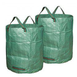 272L Durable Leaf Garbage Bag for Cleaning 2PCS -