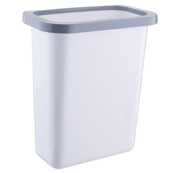 Discount Hanging Trash Can Recycling Wastebasket for Home Cabinet Office Kitchen