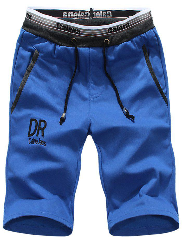 Hot Trendy Breathable Sports Beach Drawstring Shorts for Men