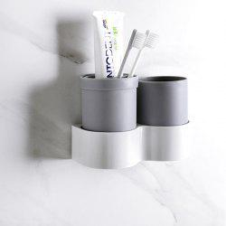 Creative Wall Mounted Toothbrush Holder -