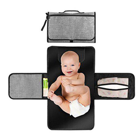 Outfit Folding Portable Baby Diaper Changing Pad