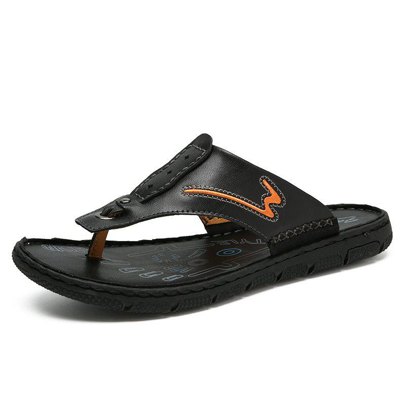 Affordable Men Casual Outdoor Breathable Slippers