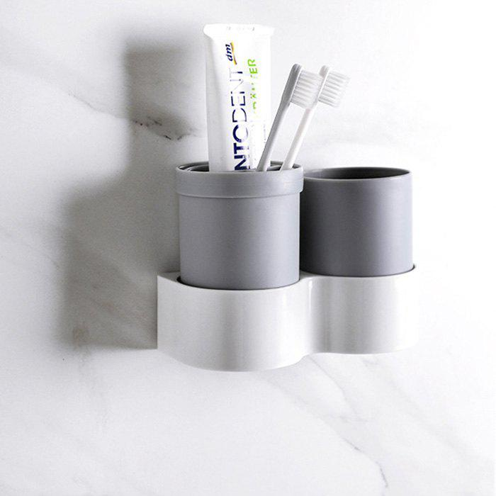 Online Creative Wall Mounted Toothbrush Holder