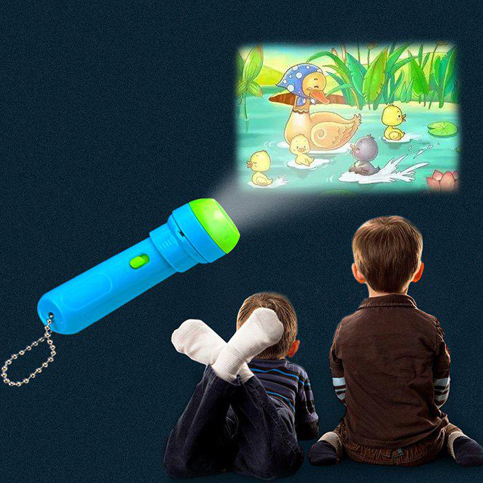 Chic Kids Projector Toy Educational Story Flashlight