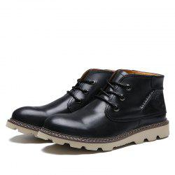Leather Fashion Comfortable Casual Shoes for Men -