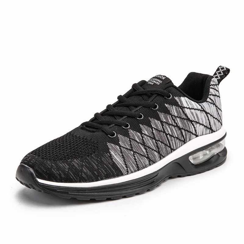 Outfits Men Breathable Mesh Outdoor Casual Sports Shoes