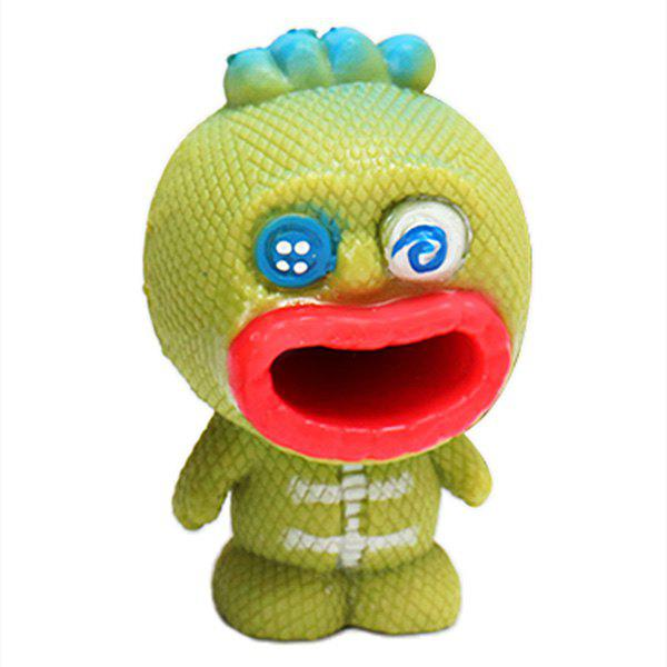 Hot Pop Out Big Mouth Alien Stress Reliever Squishy Toy Gift