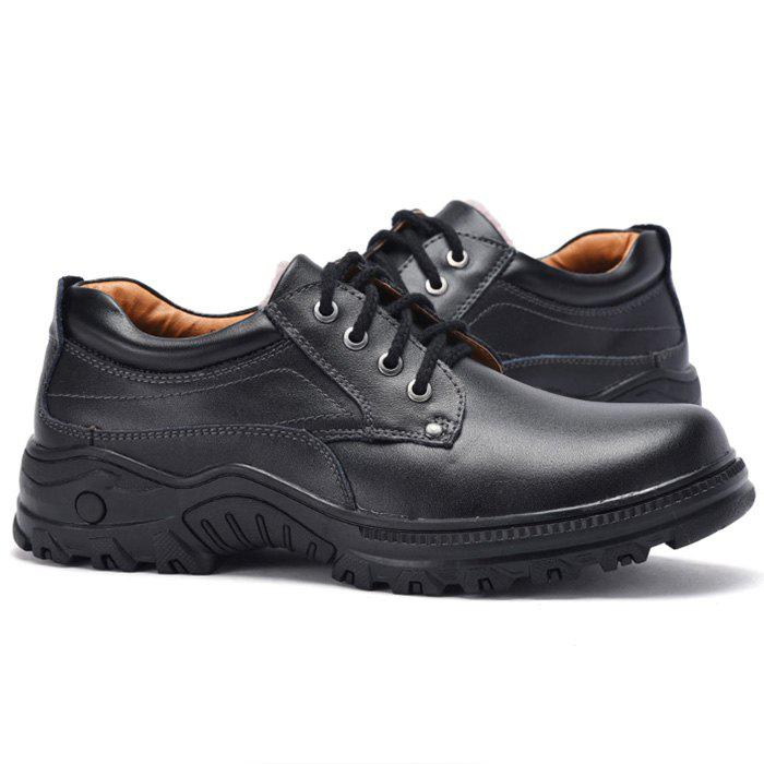 Best Breathable Winter Anti-slip Outdoor Casual Leather Shoes for Men