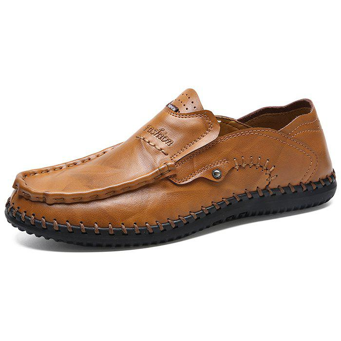 Cheap Stylish Comfortable Casual Leather Shoes for Men