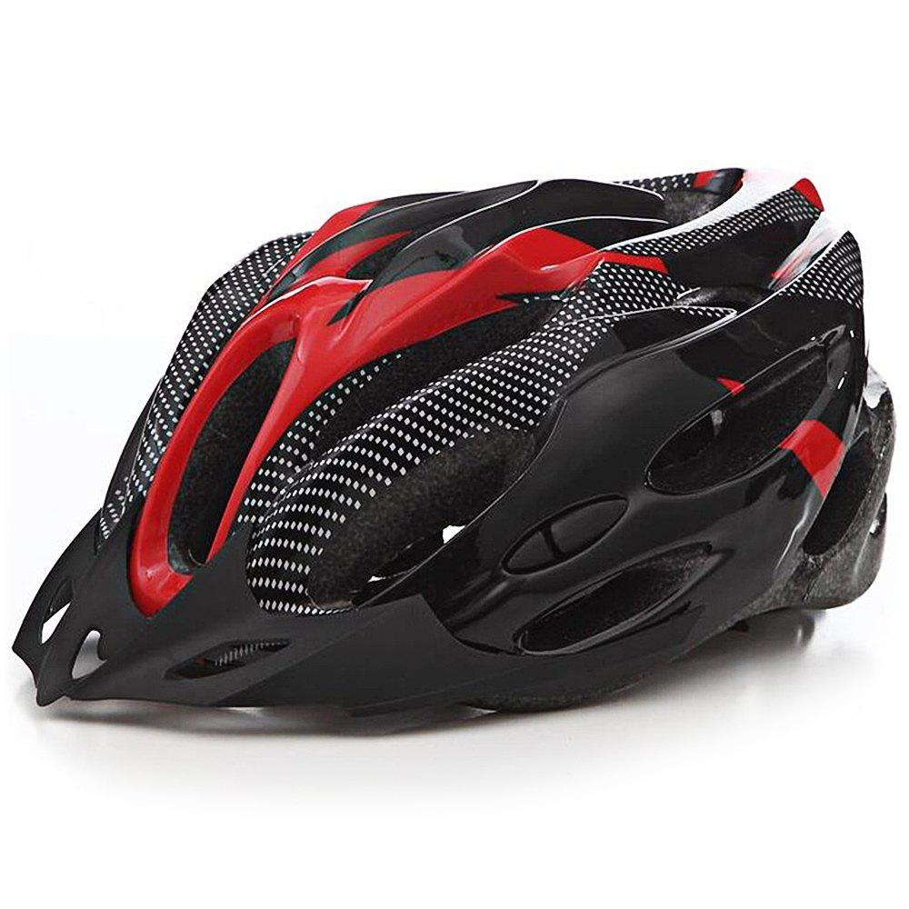 Fashion T - A021 Bicycle Helmet Bike Cycling Adult Adjustable Unisex Safety Equipment with Visor