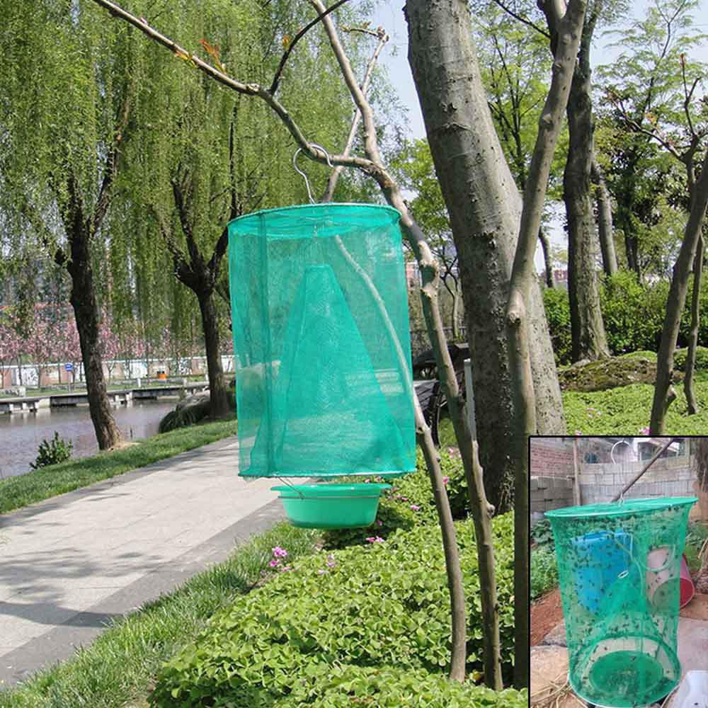 Fashion Fly Trap Pest Control Net for Outdoor Places