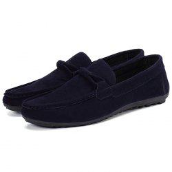 Fashion Casual Suede Comfortable Flat Shoes for Men -