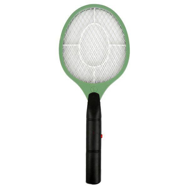 Discount DM - A002 Three-Tier Large Net Electric Mosquito Bug Zapper Fly Swatter