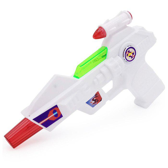 Discount Octave Space Gun Toy with Light Music Model for Children
