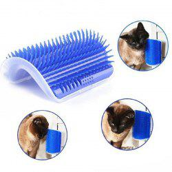 Pet Cat Wall Mounted Hair Removing Cleaning Massage Comb -