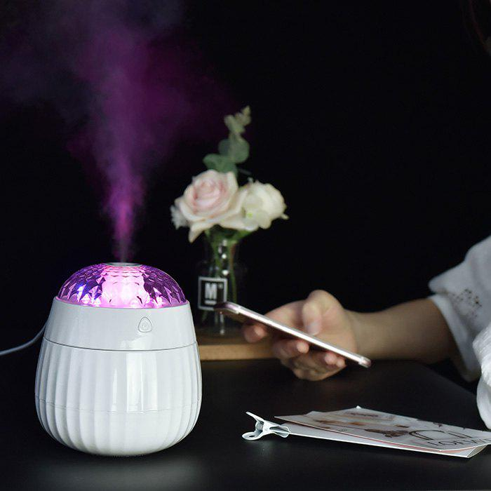 Unique Colorful Dream LED Projector Lamp with Humidifier Function