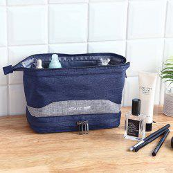 Outdoor Travel Storage Bag for Cosmetics Washing Tools -