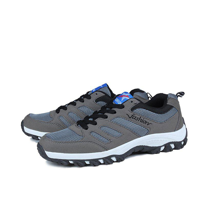 Online Stylish Anti-slip Rubber Casual Sports Shoes for Men