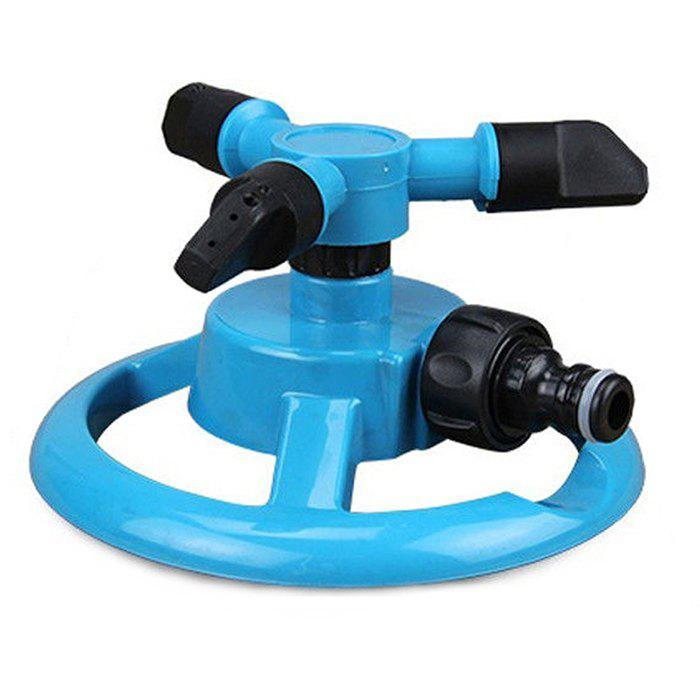 Automatic Garden House Water Sprinkler with 360 Degree Rotating Spray Head