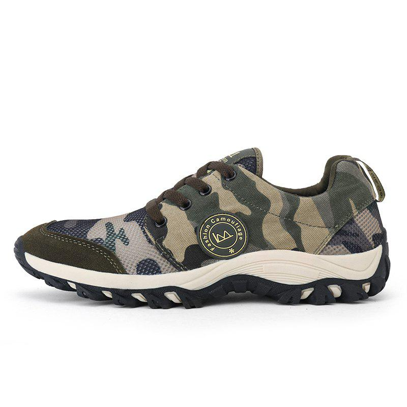 Affordable Casual Comfortable Suede Rubber Sneakers for Men