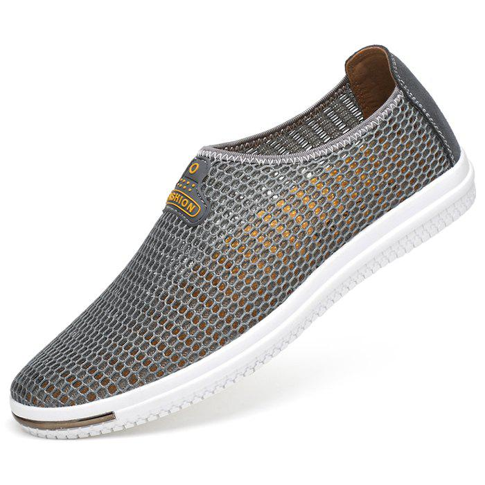 Hot Trendy Breathable Soft Slip-on Casual Shoes for Men