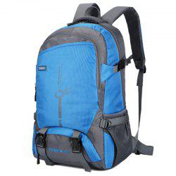 FLAMEHORSE Fashion Large-capacity Lightweight Outdoor Mountaineering Backpack -