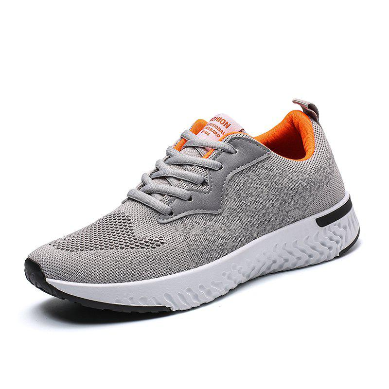 Chic Male Lightweight Comfort Mesh Casual Shoes