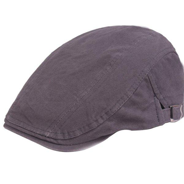 Fancy Outdoor Casual Breathable Cotton Visor Forward Hat Beret