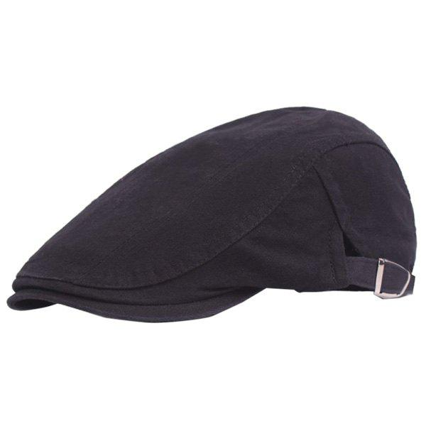Outfit Outdoor Casual Breathable Cotton Visor Forward Hat Beret