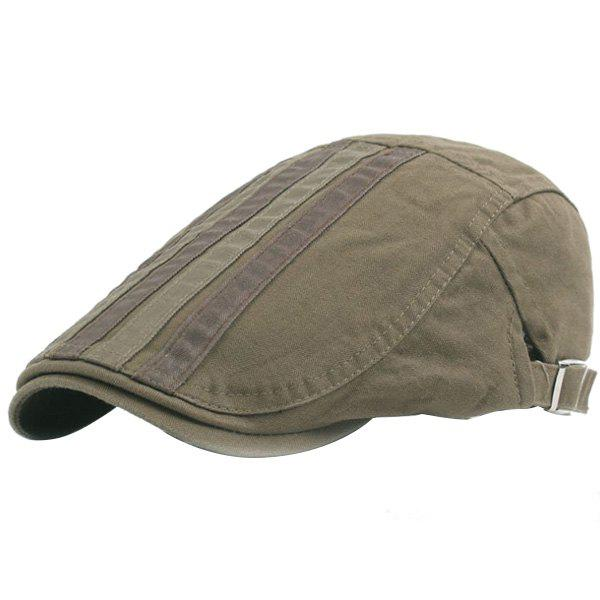 Sale Outdoor Casual Breathable Cotton Visor Forward Hat Cap Beret for Men