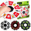 Creative Fidget Spinner Turntable Toy Game Party Props -