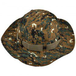 Outdoor Casual Breathable Hat Cotton Fisherman Cap -