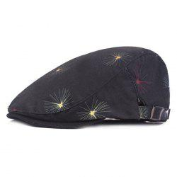 Cotton Cloth Male Female Cap Outdoor Travel Sun Hat Washed Beret -