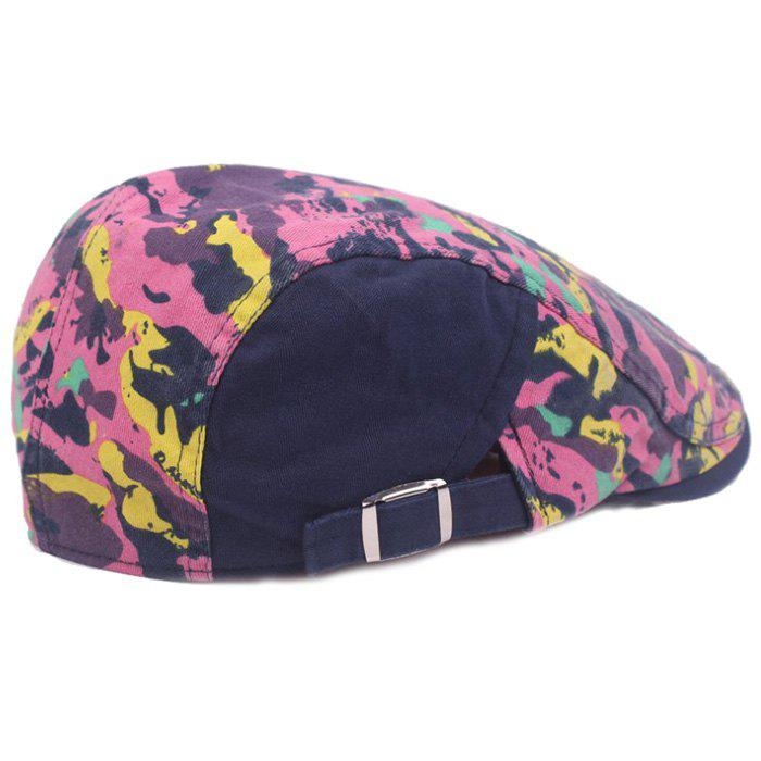 Fancy Casual Breathable Outdoor Cotton Visor Forward Hat Cap Beret