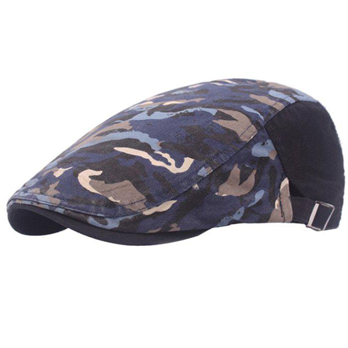 Discount Casual Breathable Outdoor Cotton Visor Forward Hat Cap Beret