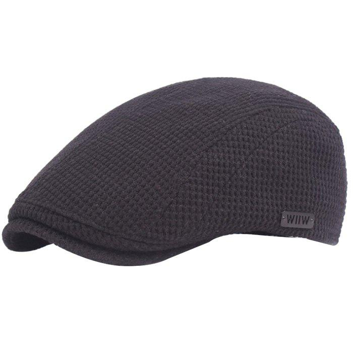 Outfits Outdoor Casual Thicken Breathable Cotton Cap Beret for Men