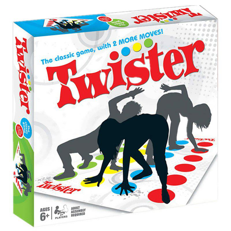 Store Twister Body Game Toy Friend Family Fun Toy
