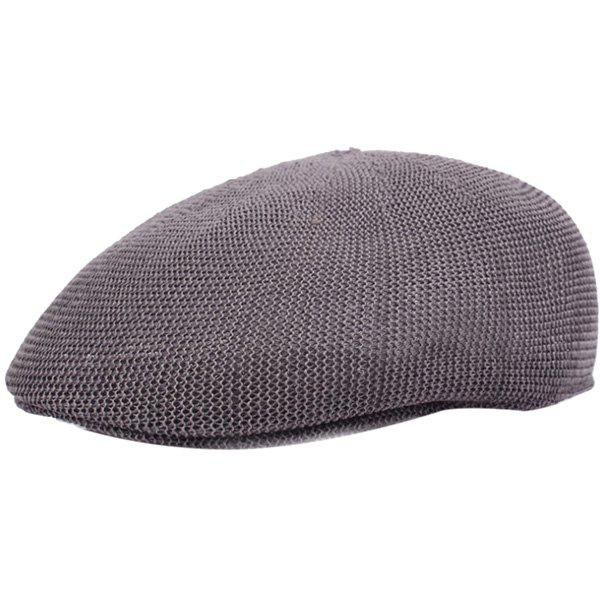 Shop Casual Breathable Outdoor Hollow-out Visor Forward Hat Cap Beret