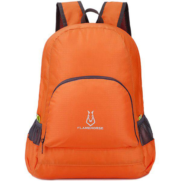 Fashion FLAMEHORSE Waterproof Backpack Hiking Bag Outdoor Sports