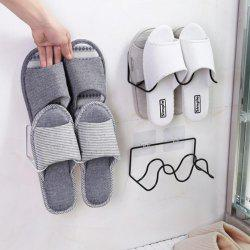 DIY Double-layer Iron Shoes Storage Rack -