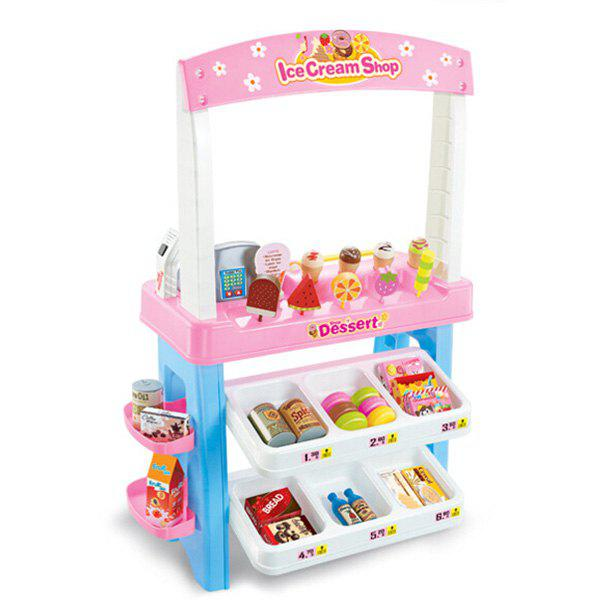 Outfits Simulation Ice Cream Sale Car Children Toy