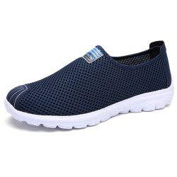 Stylish Breathable Slip-on Sports Casual Shoes for Men -