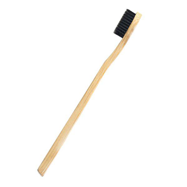 Online Organic Eco-friendly Natural Bamboo Toothbrush with Soft Nylon Bristles