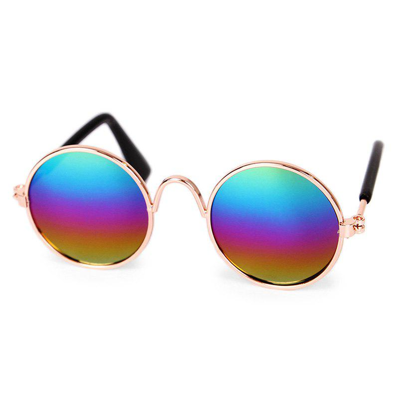 Cheap Stylish Pet Dogs Cats Sunglasses for Decoration